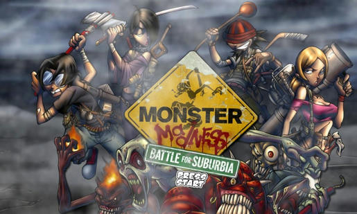 Monster Madness Battle For Suburbia Cheats